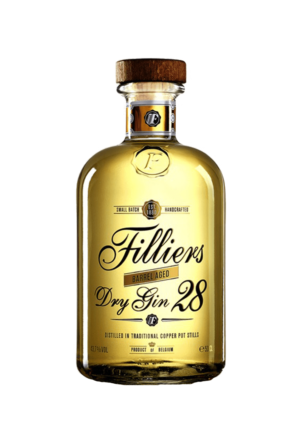 Filliers Dry 28 Barrel Aged