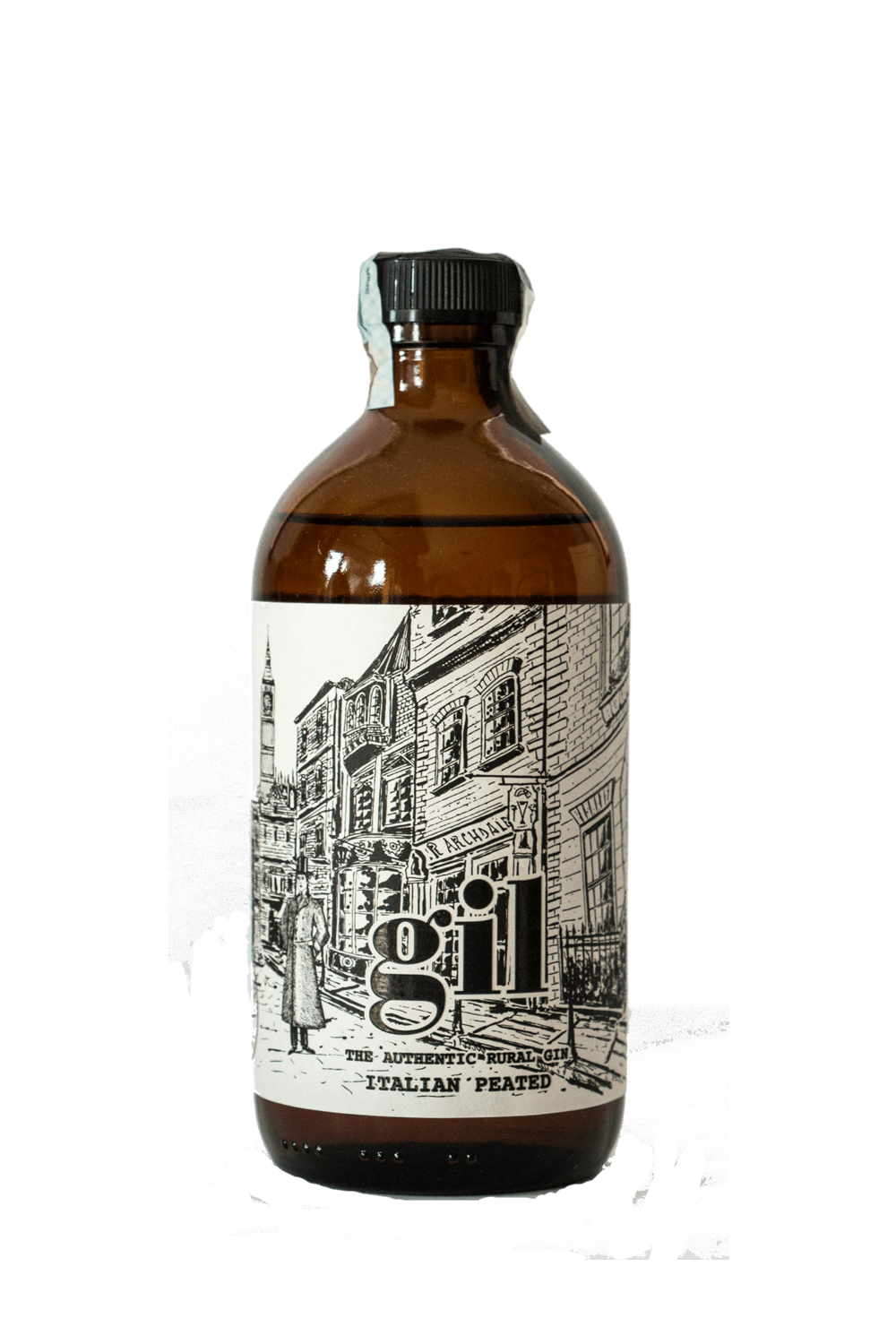 Gil Authentic Rural Gin Italian – Peated