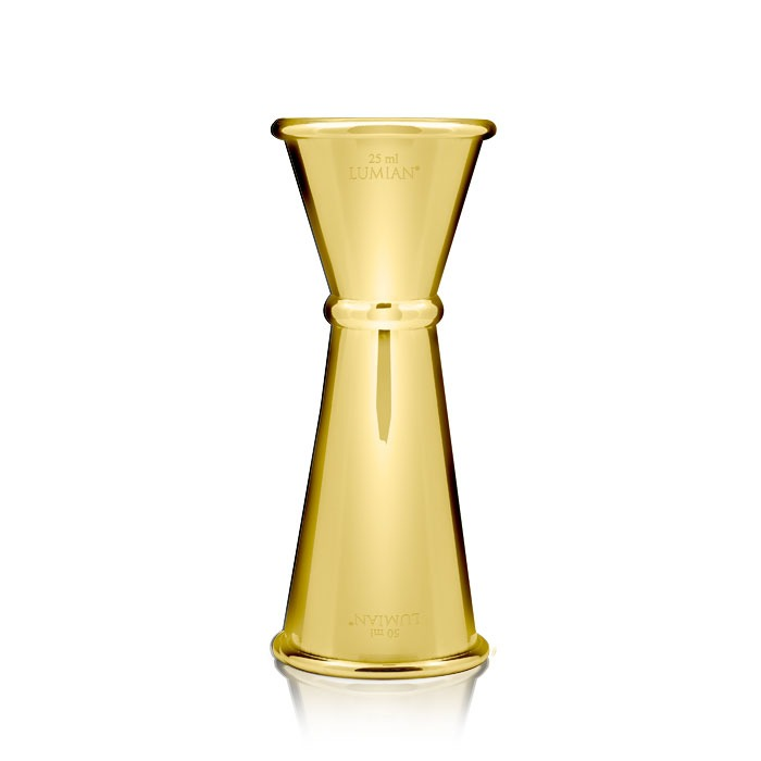 Japanese Jigger Oro 25/50 ml
