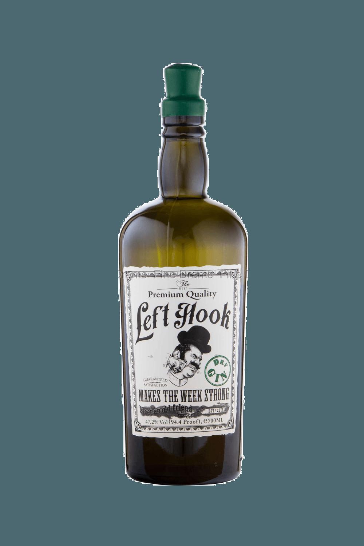 Left Hook Dry Gin