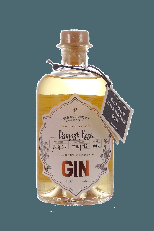 Old Curiosity Damask Rose Secret Garden Gin