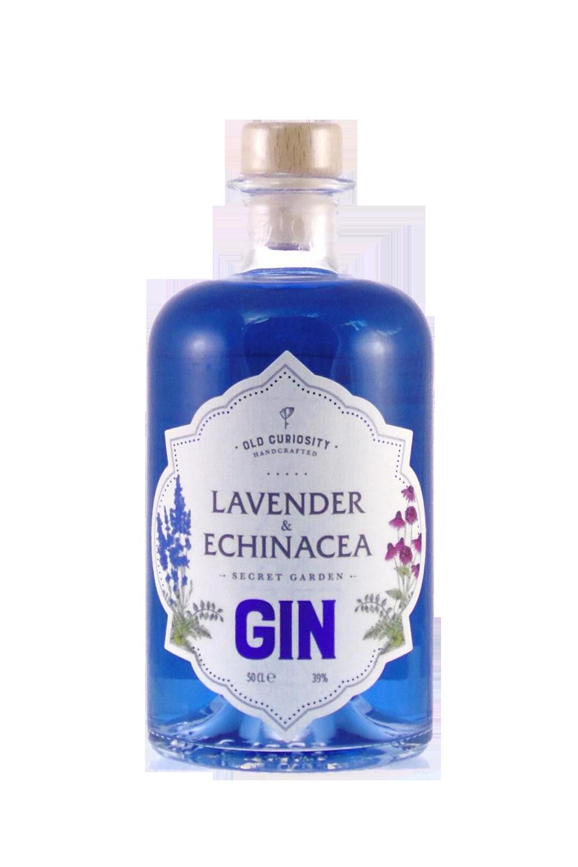 Old Curiosity Lavender & Echinacea Secret Garden Gin