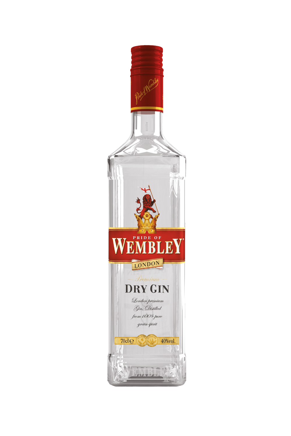 Wembley London Dry Gin 40°