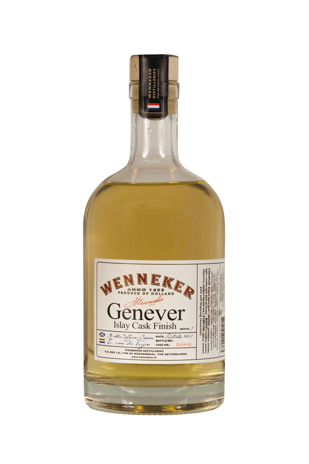 Wenneker Islay Cask Finish
