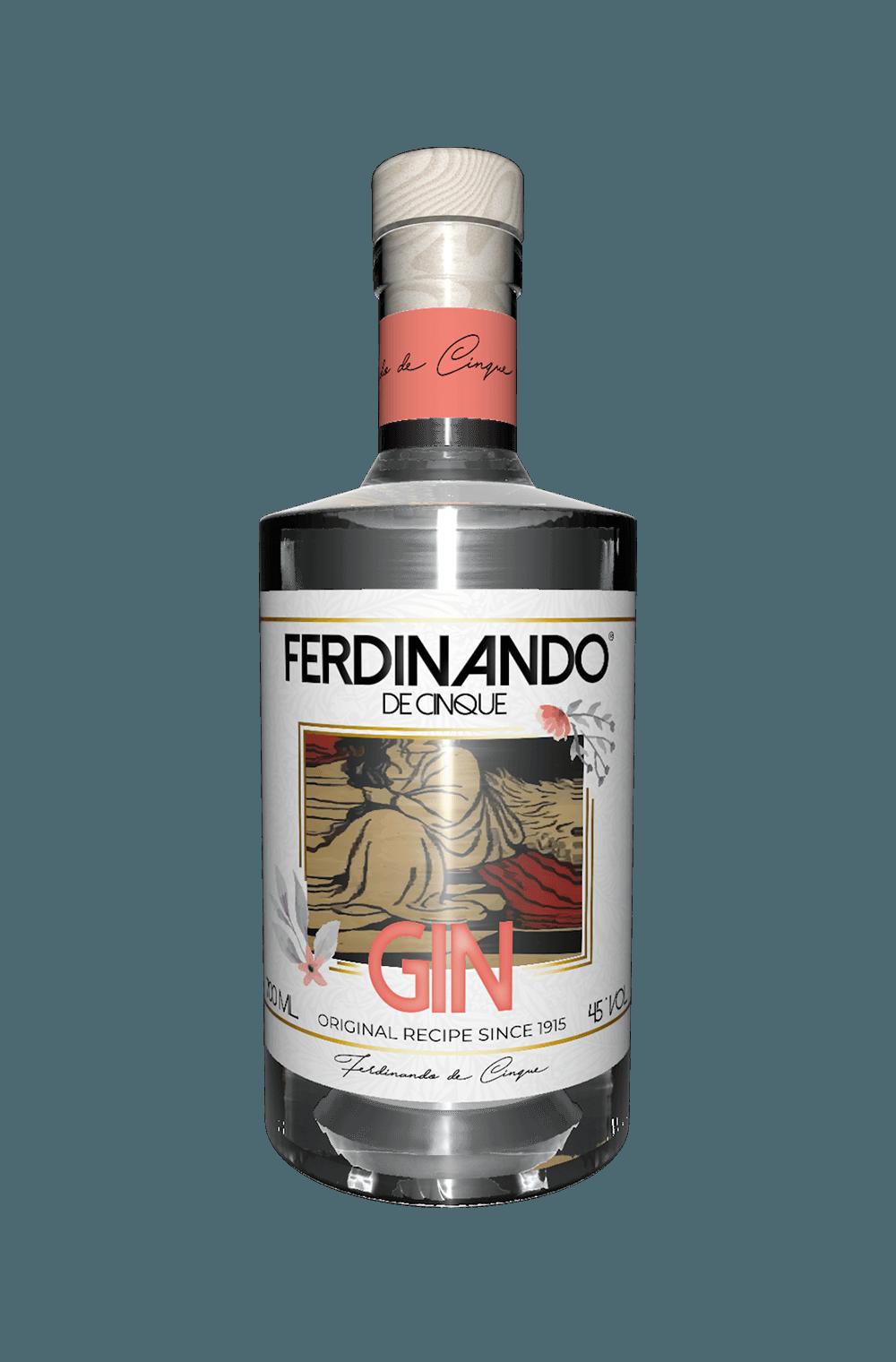 Gin Ferdinando De Cinque