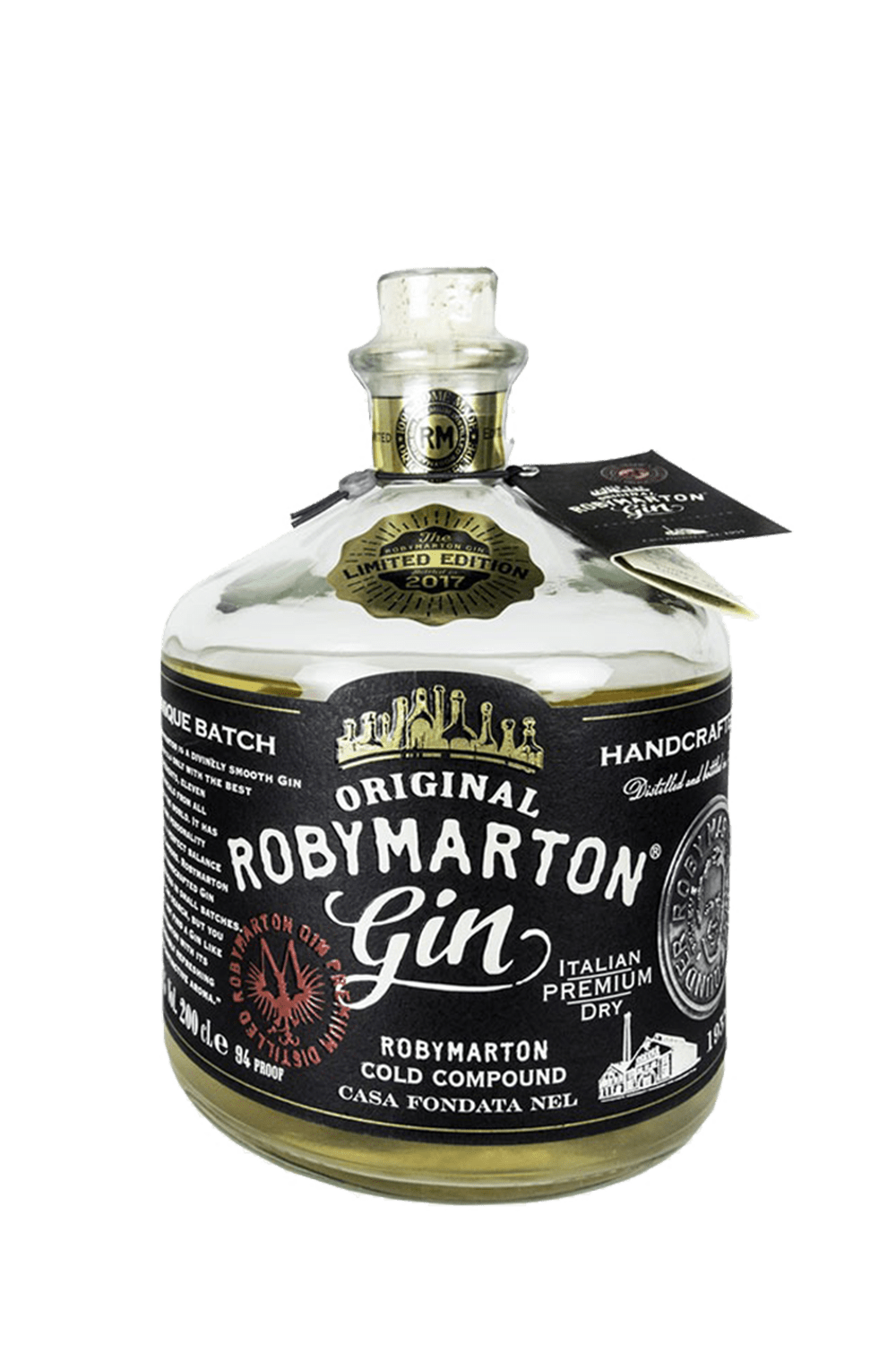 Roby Marton Magnum (2L) Limited Edition