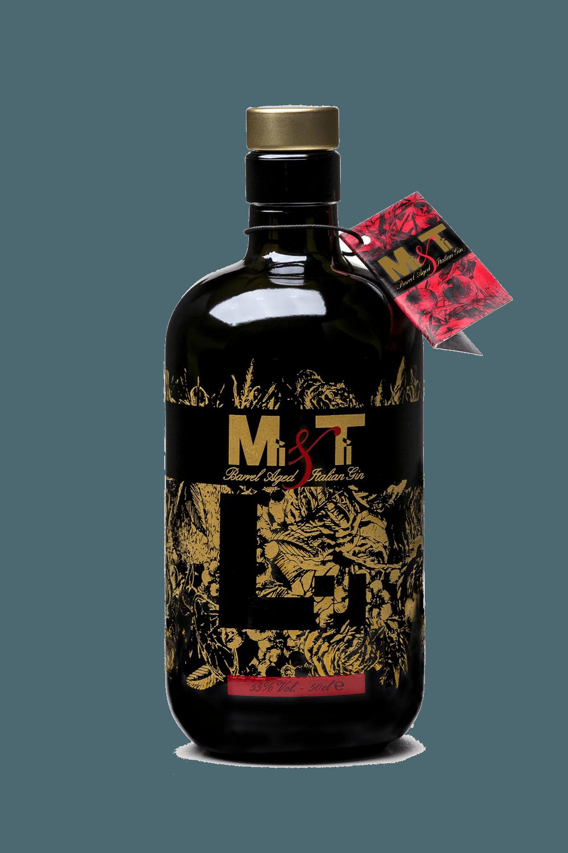 Gin Lù – Barrel Aged Italian Gin