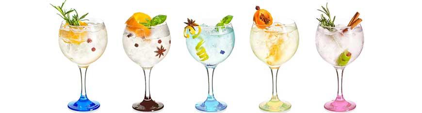 Bicchieri da gin tonic