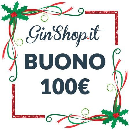 BUONO REGALO DA 100€