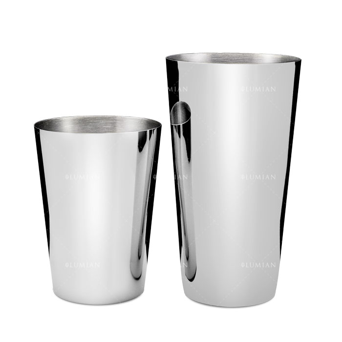 Yokai Boston Tin & Half Tin Argento