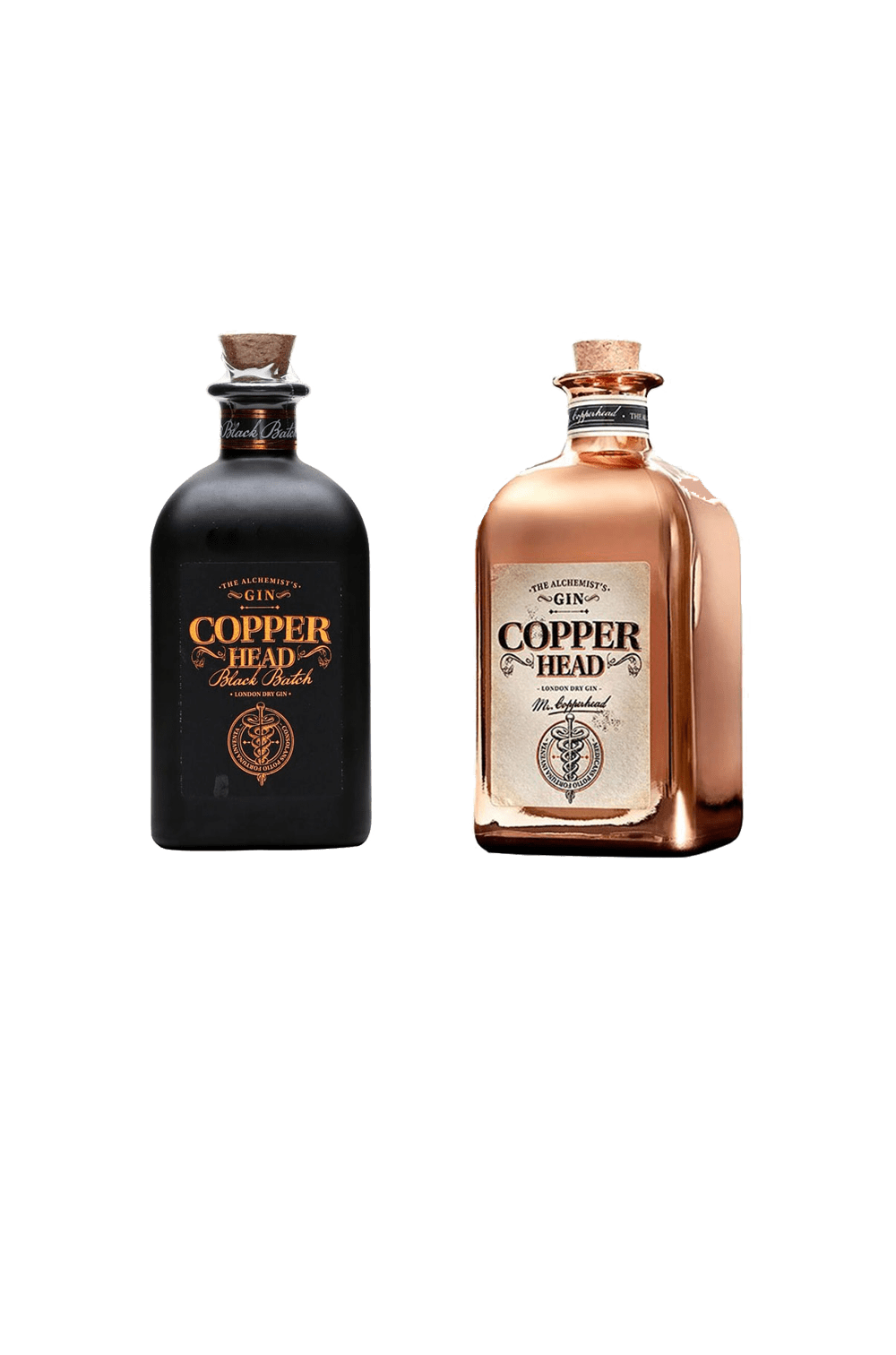 Copperhead Duo Box