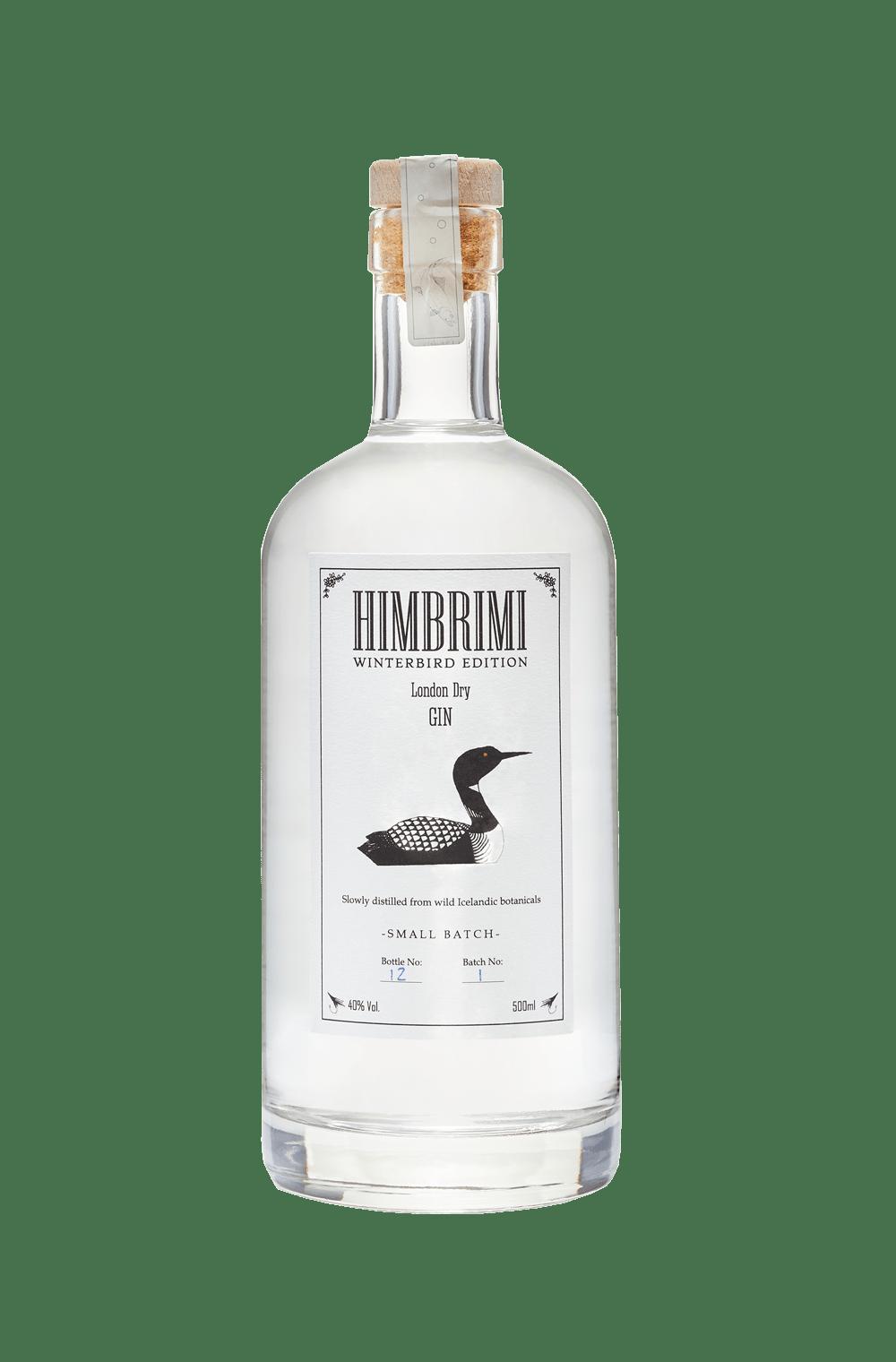 Himbrimi Winterbird London Dry Gin