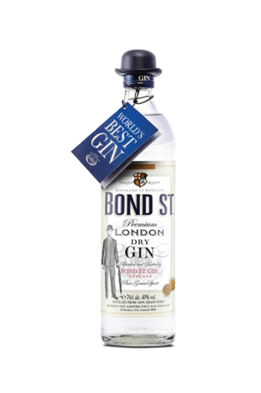 Bond St. Premium London Dry Gin 40