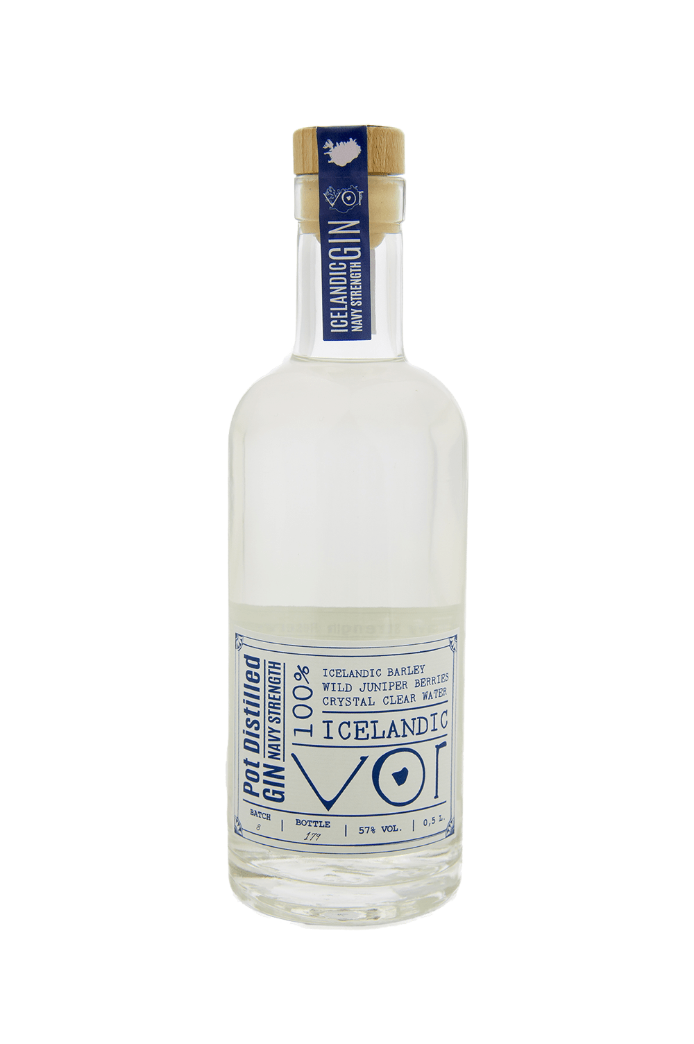 Vor Icelandic Gin Navy Strength