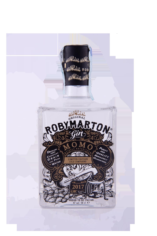 Roby Marton Gin Momo Single Botanical