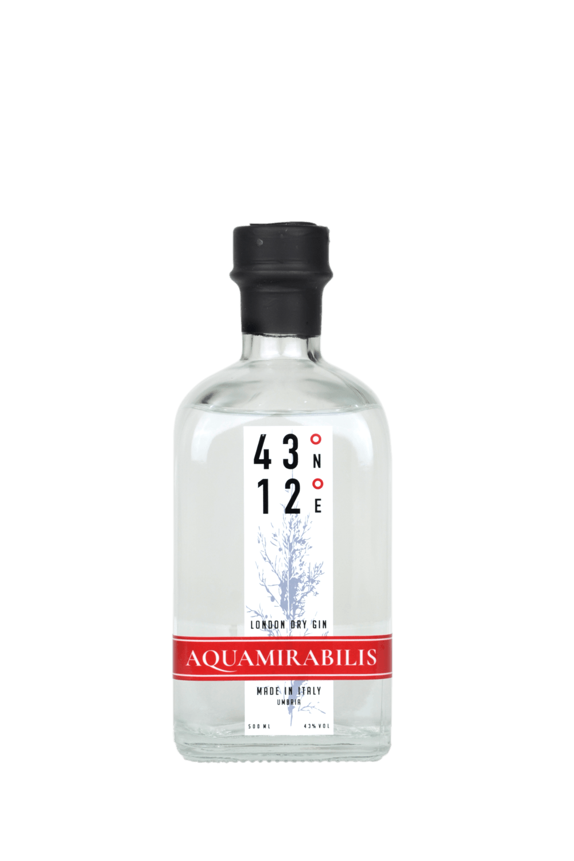 43°12° Aquamirabilis Gin