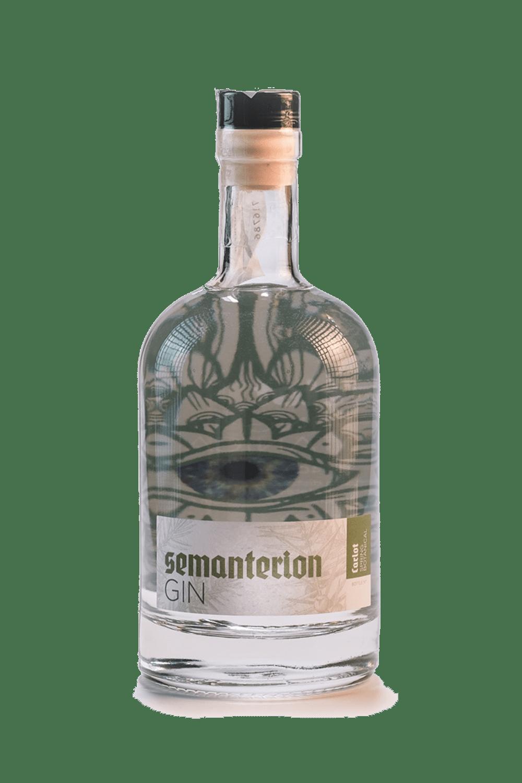 Semanterion Gin Carlot Spring Botanicals