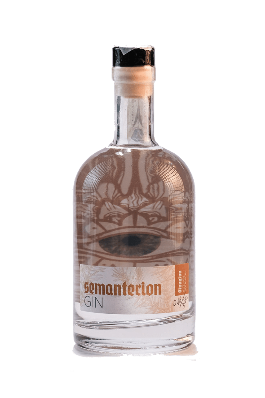 Semanterion Gin GionGion Autumn Botanicals