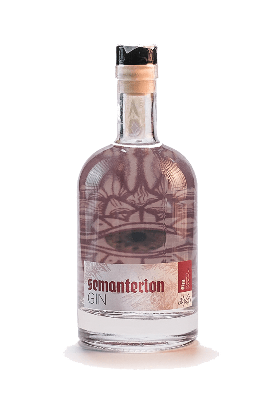 Semanterion Gin Gizy Summer Botanicals