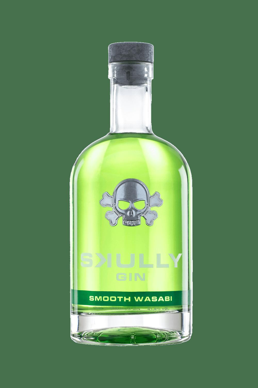 Skully Gin Smooth Wasabi