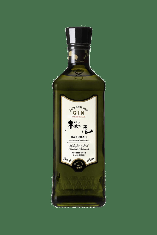 Gin Sakurao