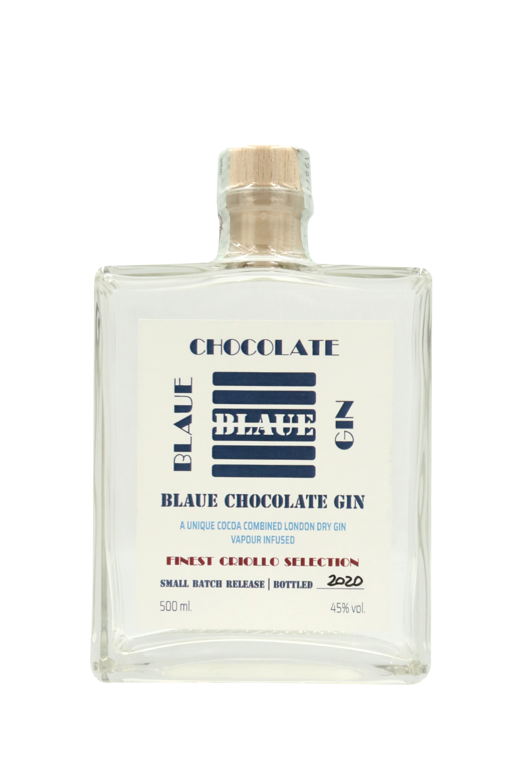 Blaue Chocolate Gin