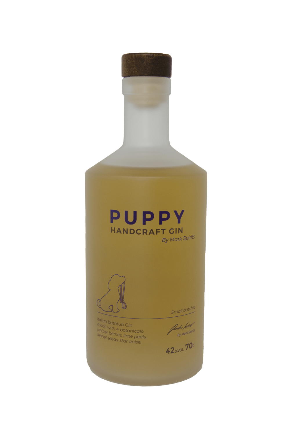 Puppy Handcraft Gin