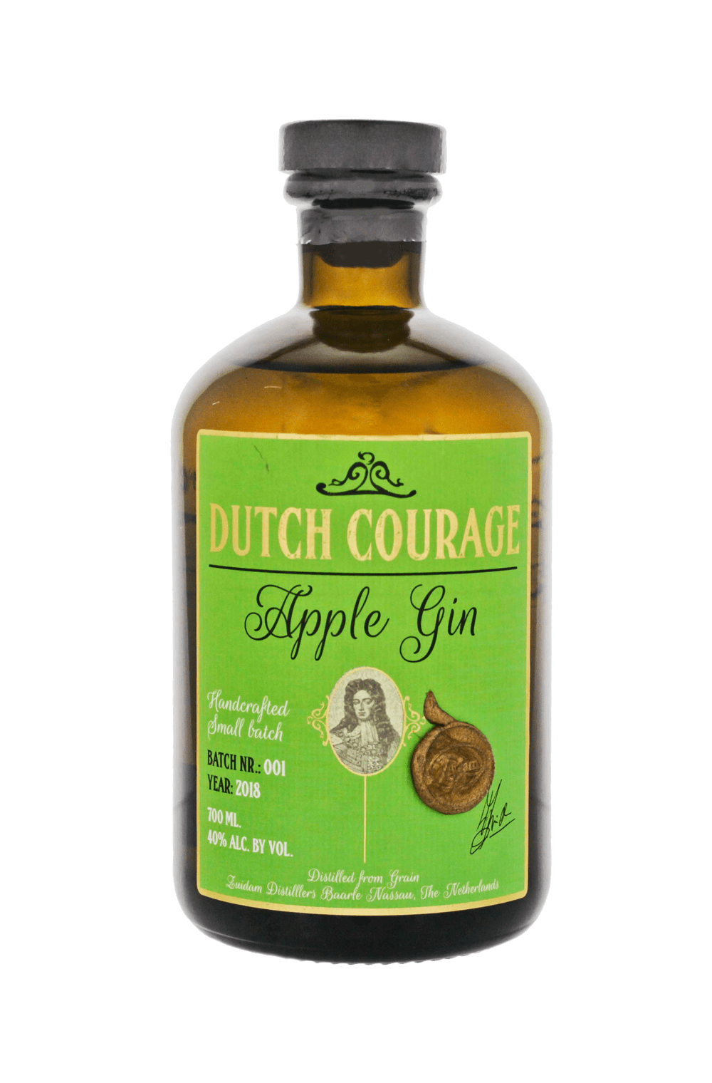 Zuidam Dutch Courage Apple