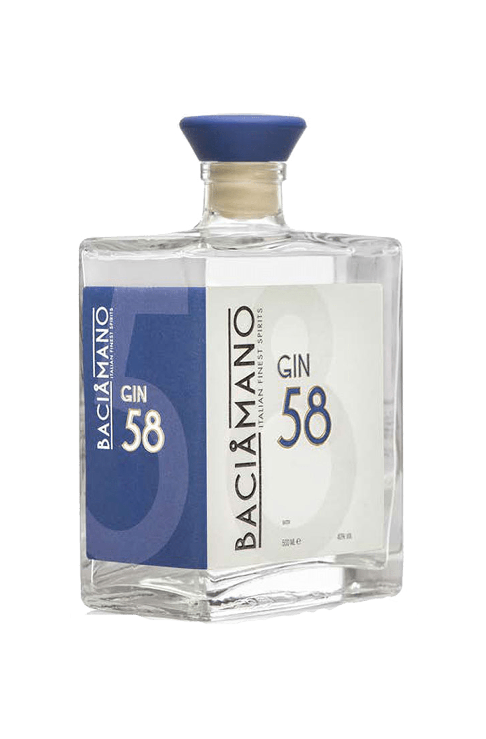 Baciamano Gin 58