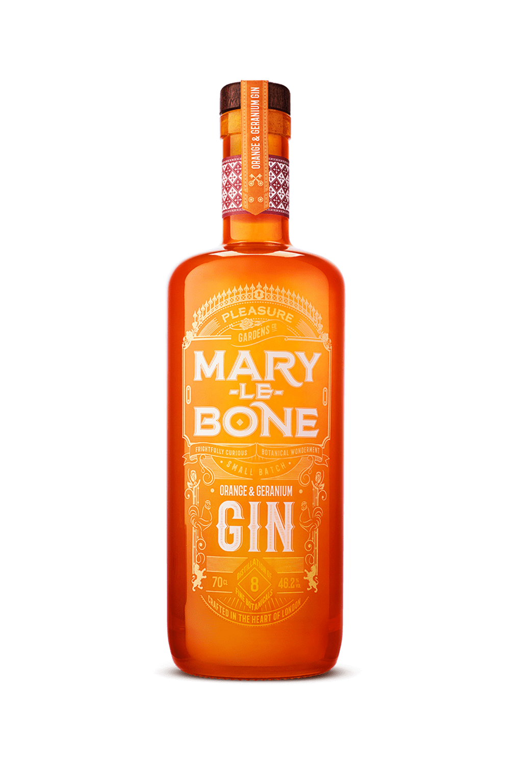 Mary Le Bone Orange & Geranium Gin