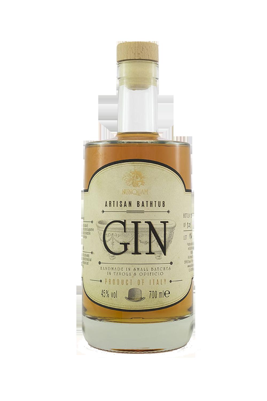 Gin Bathtub Nunquam