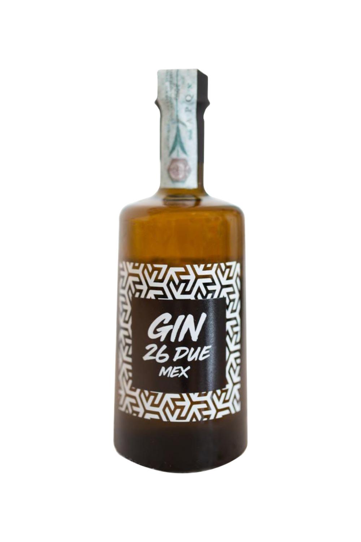 Gin 26 Due Mex