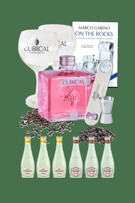 Cubical Kiss – Gin Genie