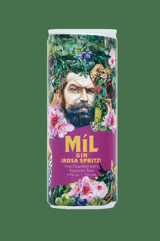 Mil Gin ¡Rosa Spritz!