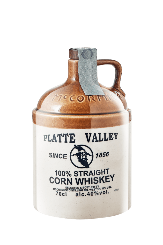 Platte Valley 100% Straight Corn Whisky