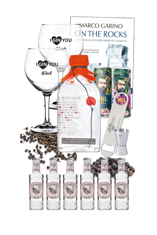 Poppy Mohn Island – Gin Genie