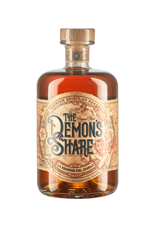 The Demon's Share Rum 700ml
