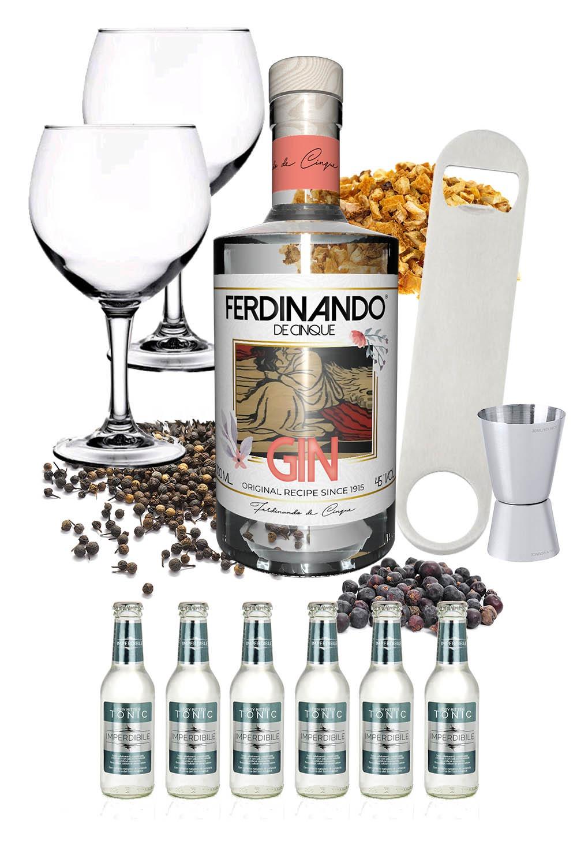 Ferdinando – Mission Ginpossible