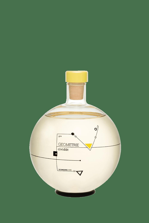 Gin Geometrie Cividât