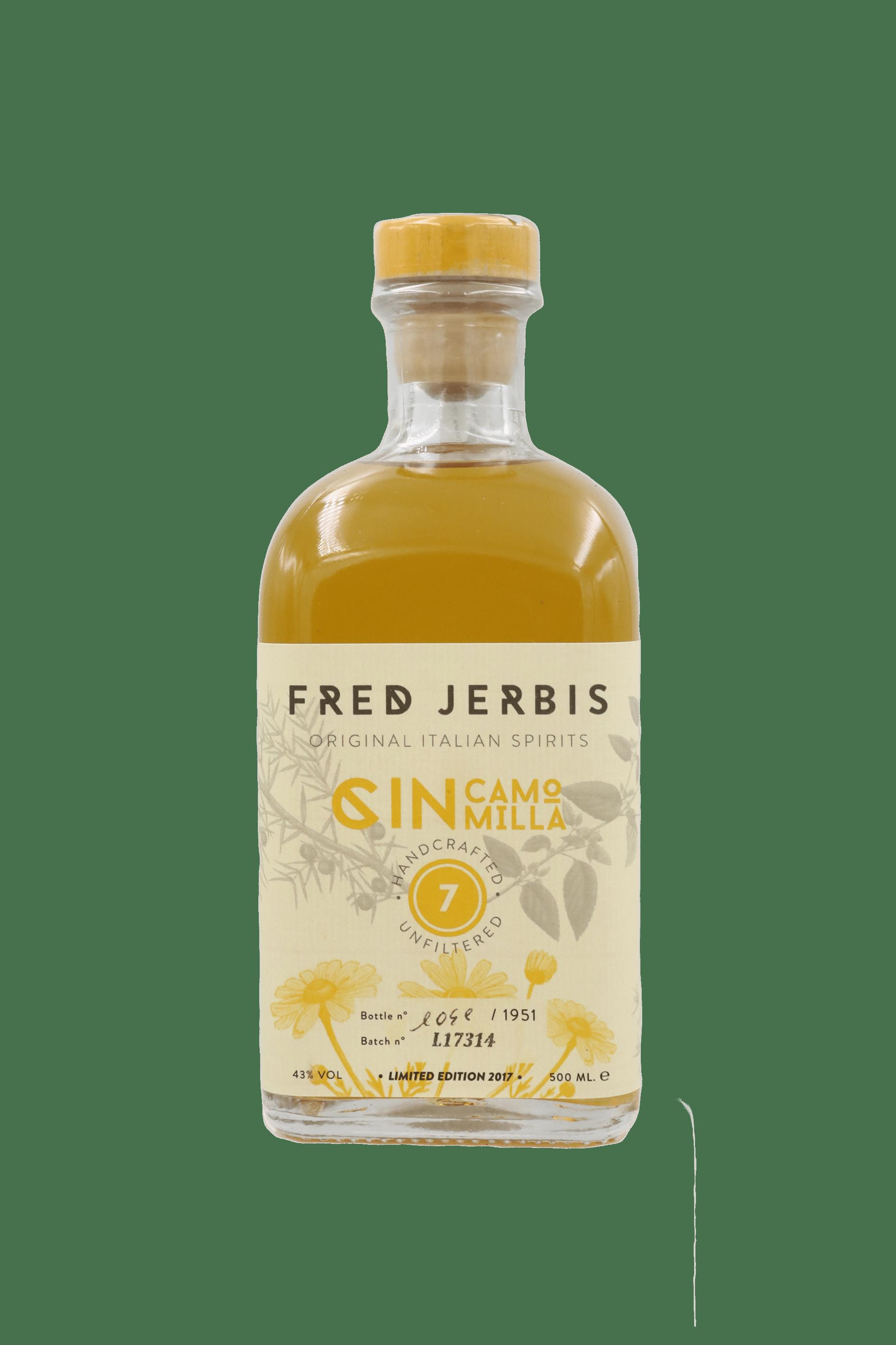 Fred Jerbis Gin 7 – Camomilla
