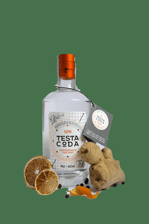 TestaCoda Gin