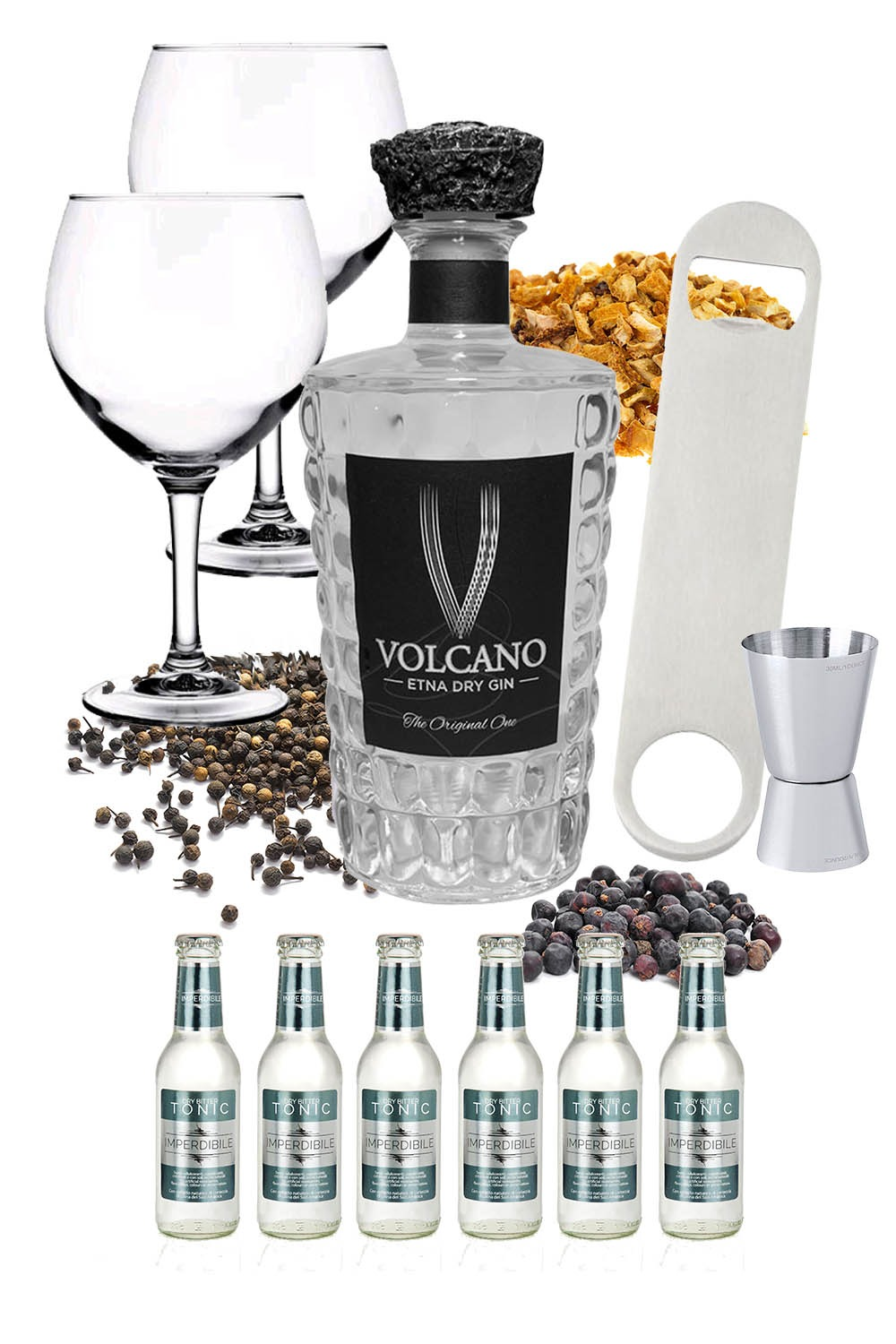 Volcano – Mission Ginpossible