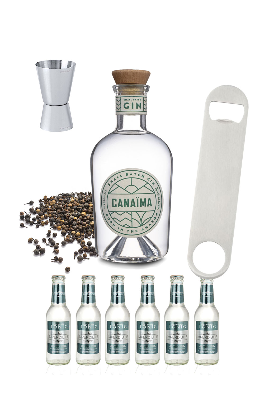 Canaïma – Partystarter