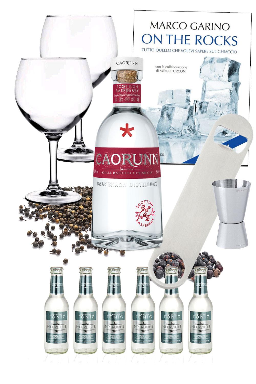 Caorunn Raspberry – Gin Genie