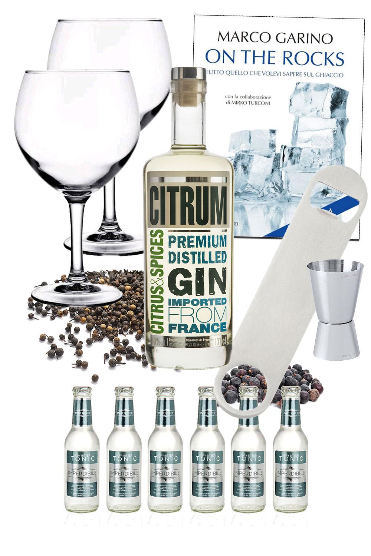 Citrum – Gin Genie