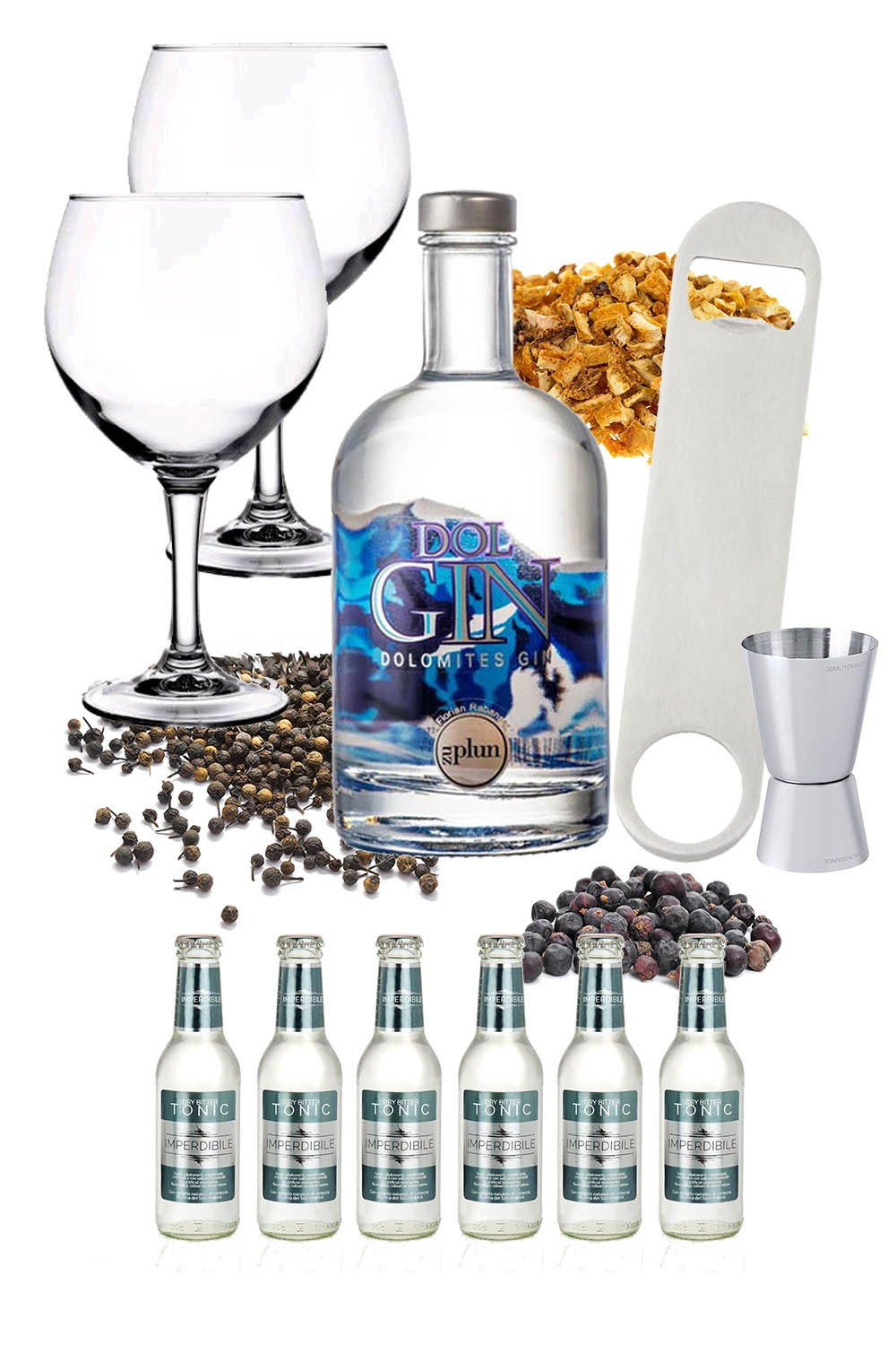 Dol Gin – Mission Ginpossible