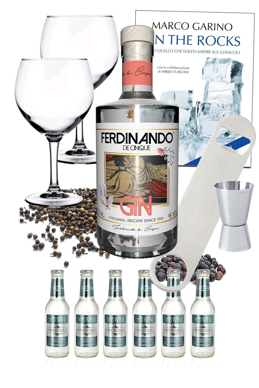 Ferdinando – Gin Genie