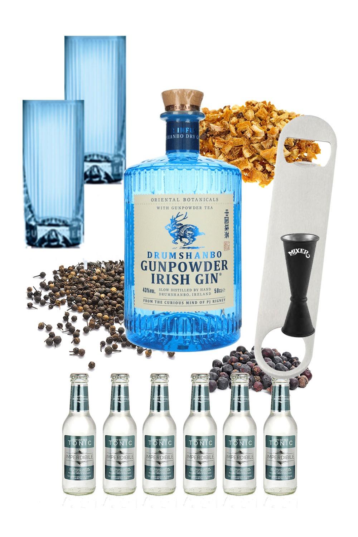 Gunpowder – Mission Ginpossible