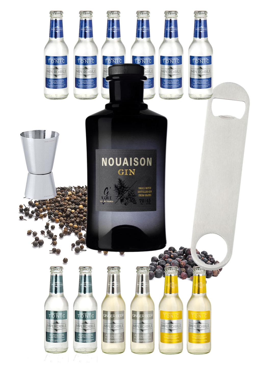 G'Vine Nouaison – Tonic Tasting Home Kit