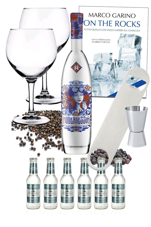 Modernessia – Gin Genie